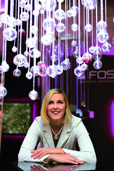 Mariana Slivková dizajnérka