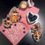 Čučoriedky, nanuky, sladké letné dezerty